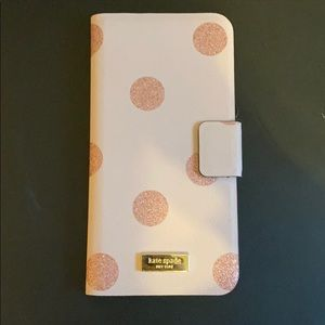 Kate Spade Wallet case for IPhone 6 Plus